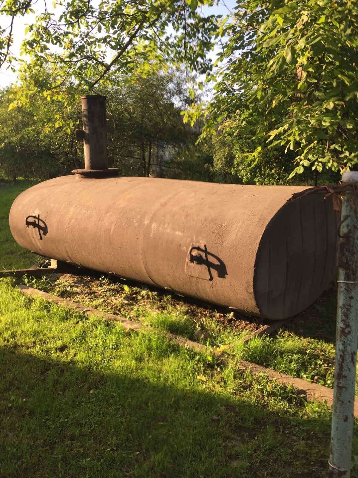 Продається цистерна для каналізації