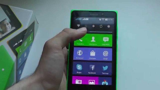 Nokia XL Dual SIM на 2 сим оригинал