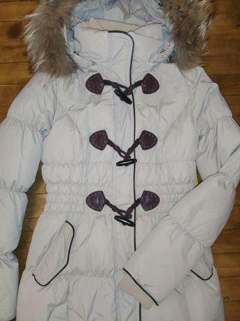 Пуховик пальто зимнее O'STIN размер S