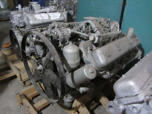Двигатель ЯМЗ 238Д1 «Супер» турбированный для автомобиля МАЗ, 330 л.