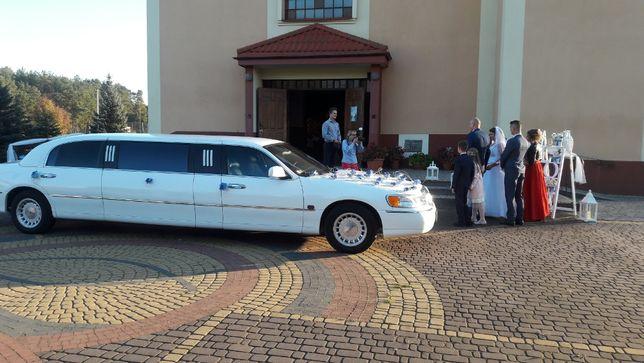 Auto do Ślubu Limuzyna 6 Drzwi PIĘKNA Porsche