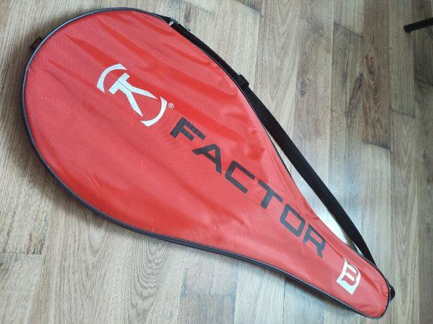 Тенисная ракетка WILSON K-FACTOR 27,5Х35,5 см новая