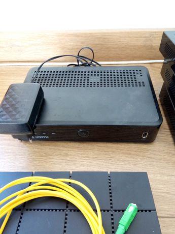 Box Cisco ISB2231 IPTV Set-Top Box with DVR + Comando