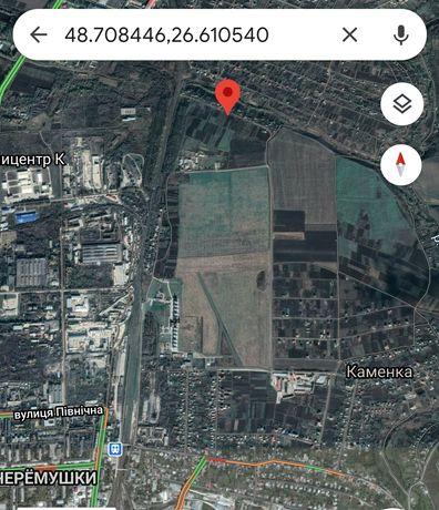 Земельна ділянка  с. Кам'янка за аеродромом 21 сотка