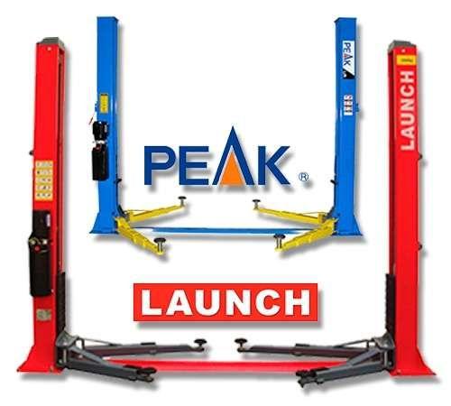 Подъемник автомобильный, підйомник авто підіймач, Peak Launch 4т