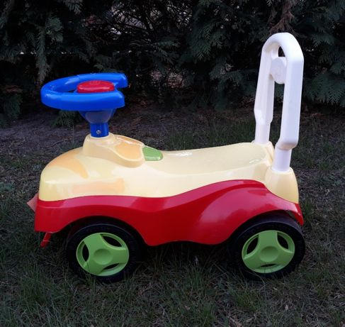 Samochodzik - jeździk