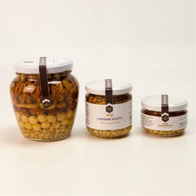 Орехи в меду качество