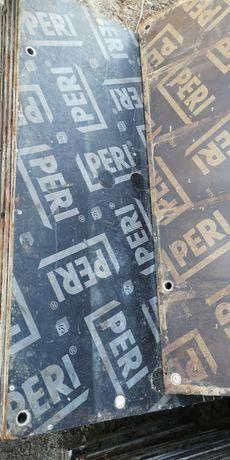 Szalunki stropowe sklejka Peri stemple budowlane dźwigary doki dowóz