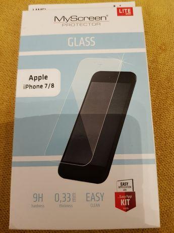 Szkło ochronne do Apple iPhone 7/8