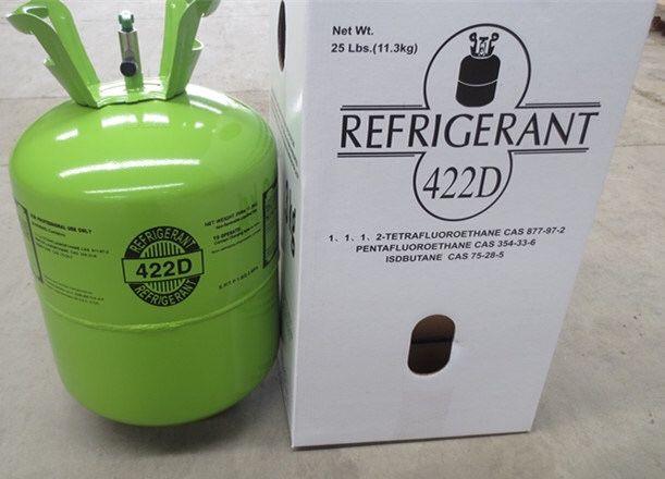 Refrigerant 422d Freon фреон Хладагент