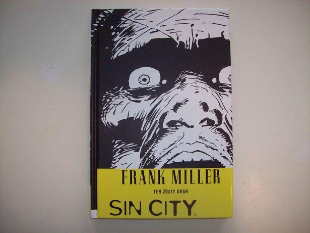 Frank Miller - SIN CITY. Ten żółty drań.