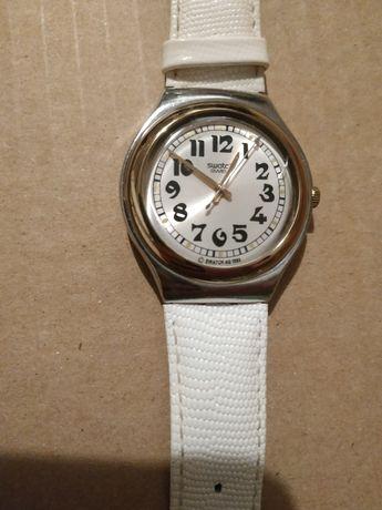 Swatch irony big zegarek stalowy