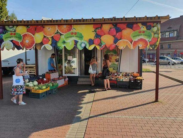 Sprzedam sklep warzywa owoce. ODSTĄPIE gotowy, dochodowy biznes w Rudz