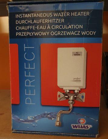 Elektryczny przepływowy ogrzewacz wody PERFECT 500P WIJAS