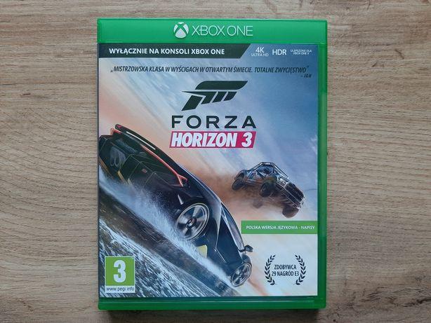 Gra na konsolę Xbox One / Series X - Forza Horizon 3 PL