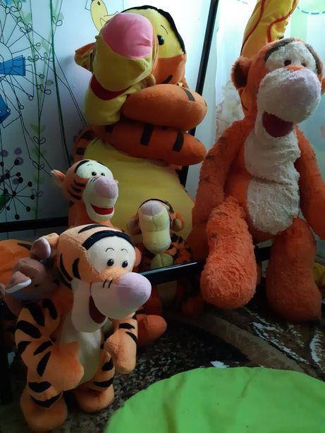 Тигра тигрюля из мультика Винни Пух disney