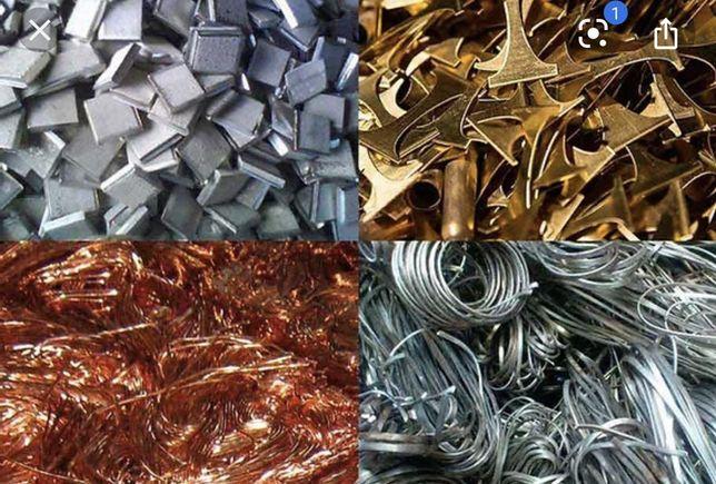 Покупаем металлолом черных и цветных металлов,лом металл