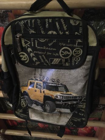 Ортопедический рюкзак, детский.