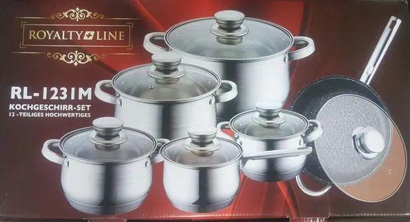 Набор посуды Royalty Line Швейцария  12 предметов