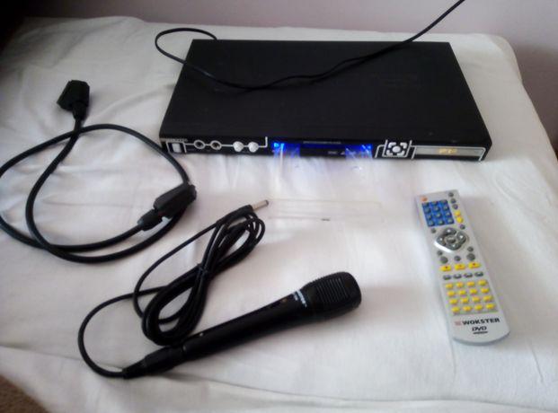 Караоке dvd, usb, ms/sd/mmc card player