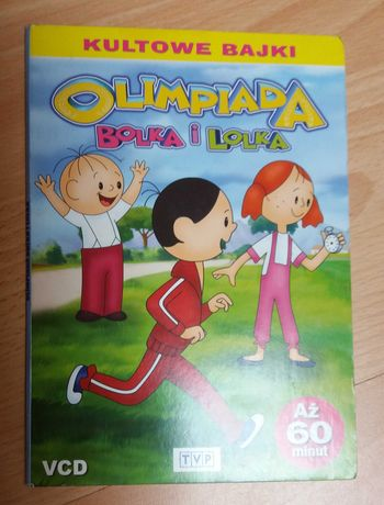 Płyta VCD Olimpiada Bolka i Lolka