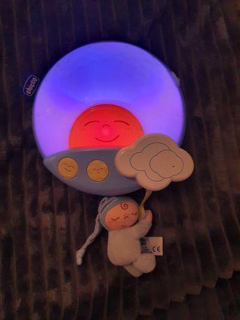 Pozytywka- projektor chicco