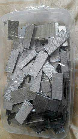 Продам скобы тип 55, 6 мм для электростеплера Parkside
