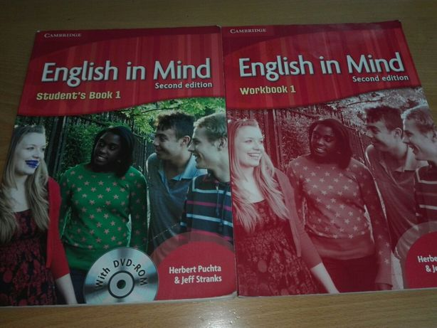 Livro e Caderno de Actividades de Inglês