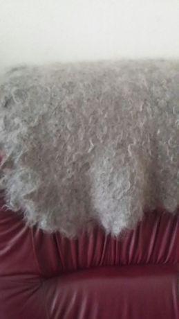 Платок пуховый натуральный родом из СССР, 110х110 см