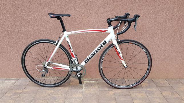 Rower szosowy Bianchi Nirone 7 2x10 Tiagra/ force 9 kg alu-carbon r.57
