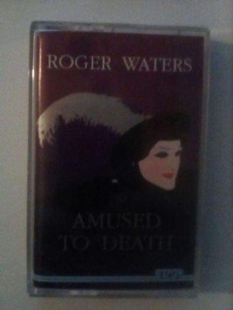 Roger Waters Amused To Death kaseta audio