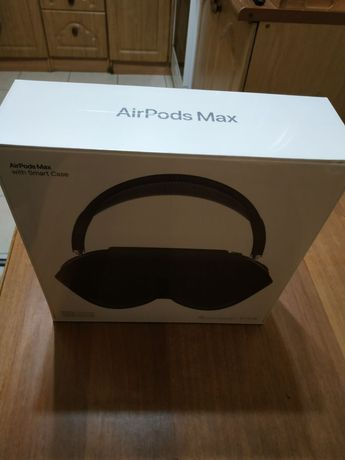 Новые AirPods Max Space Gray With Black Headband Designed by Apple in