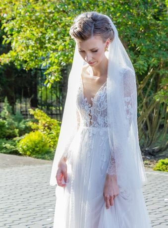 Suknia ślubna Anna Kara model Jude