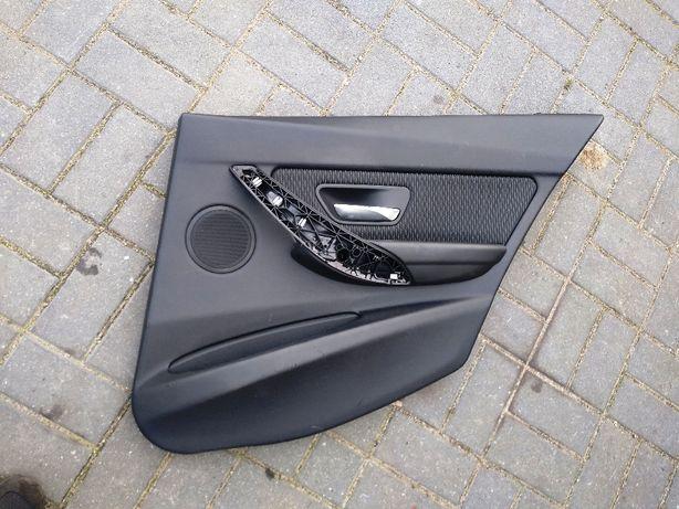 BMW F30 Boczek Tapicerka Drzwi Prawy Tył