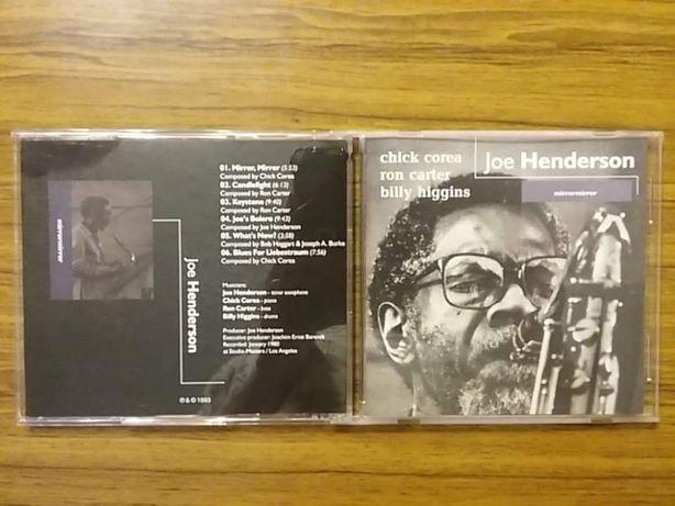 CD диски Joe Henderson Dexter Gordon James Carter Joe Lovano Jazz Saxx