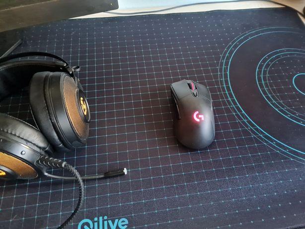Rato Wireless Gaming Logitech G703 LIGHTSPEED - Preto