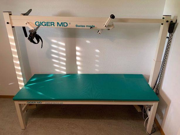 Łóżko do rehabilitacji Giger Md