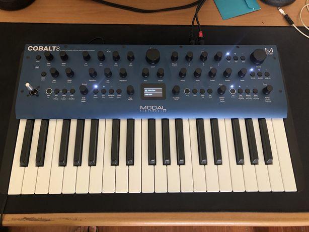 Sintetizador Modal COBALT8 (novo)