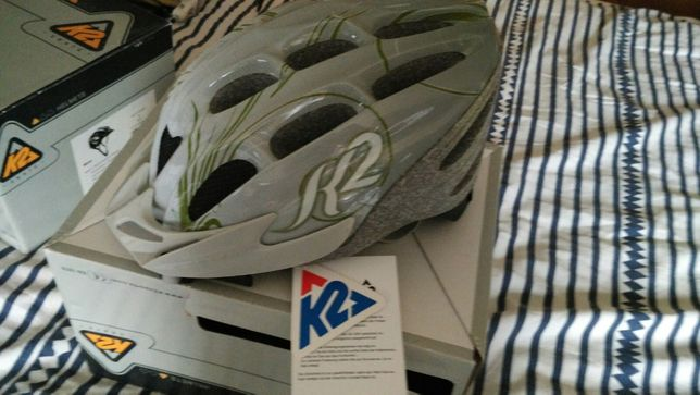 Capacete de ciclismo K2