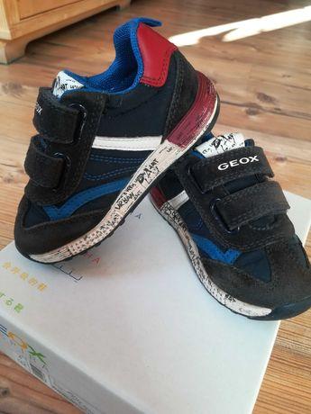 Adidasy półbuty chłopięce geox respira 23 Stan BDB!