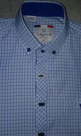 Школьная рубашка сорочка рост 152 см