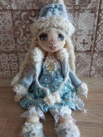 Кукла текстиль ручной работы