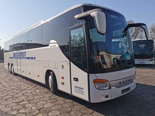 Продаж автобуса SETRA S 417 GT-HD