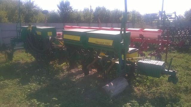 продам сеялку Harvest 560