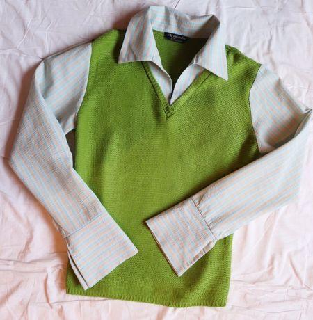 Кофта жилетка рубашка H&M