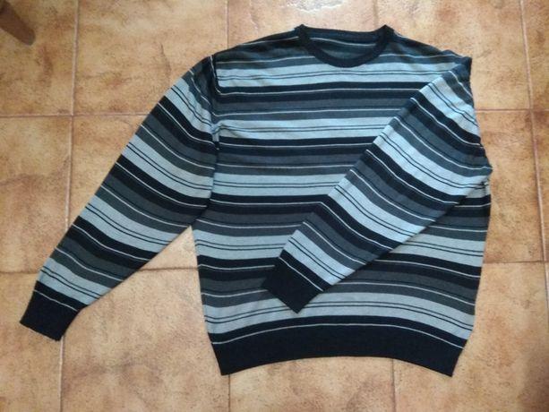 Мужской свитер, 54 размер