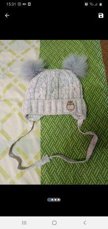 Зимняя шапочка Арктик
