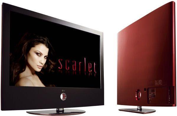 "Telewizor TV LG Scarlet 42"""