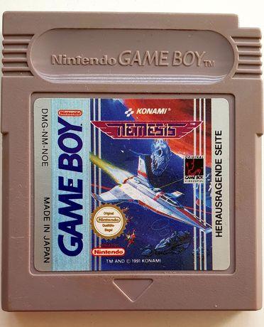 Nemesis gra Nintendo GameBoy Game Boy Classic Konami Stan idealny