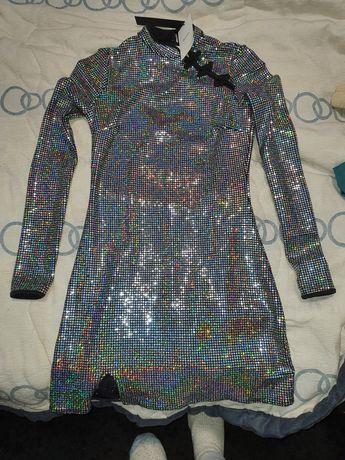 Vestido breska novo